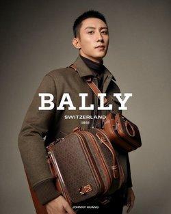 Angebote von Bally im Bally Prospekt ( Mehr als 30 Tage)