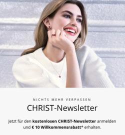 Christ Gutschein ( Mehr als 30 Tage )