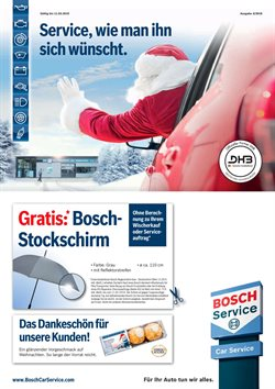 Angebote von Auto, Motorrad und Werkstatt im Bosch Car Service Prospekt in Mödling