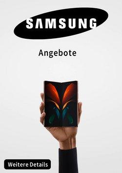 Angebote von Samsung im Samsung Prospekt ( 14 Tage übrig)