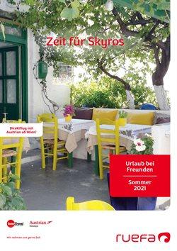 Angebote von Reisen im ruefa Prospekt in Steyr ( Mehr als 30 Tage )