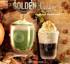 Angebote von Restaurants im Coffeeshop Company Prospekt ( 9 Tage übrig)