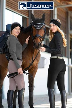 Krämer Pferdesport Katalog ( 7 Tage übrig )