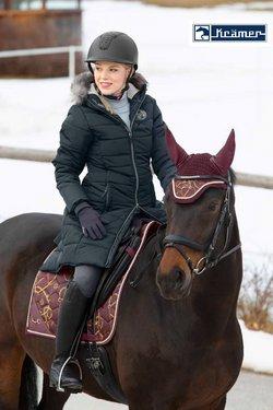 Krämer Pferdesport Katalog ( Läuft morgen ab )