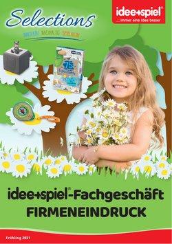 Angebote von Spielzeug & Baby im Idee+Spiel Prospekt ( 3 Tage übrig)