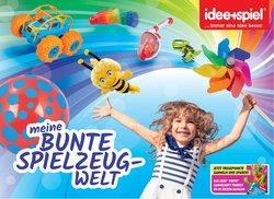 Angebote von Spielzeug & Baby im Idee+Spiel Prospekt ( Läuft morgen ab)
