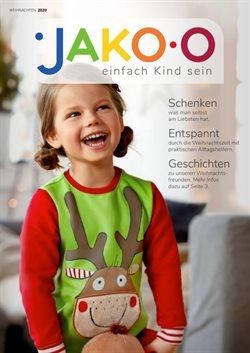 JAKO O Katalog ( Mehr als 30 Tage )