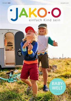 Angebote von Spielzeug & Baby im JAKO O Prospekt ( Mehr als 30 Tage )