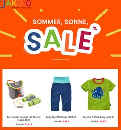 Angebote von Spielzeug & Baby im JAKO O Prospekt ( 4 Tage übrig)