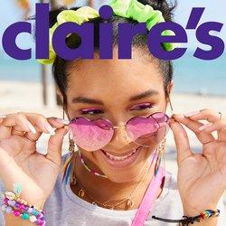 Angebote von Claire's im Claire's Prospekt ( 10 Tage übrig)