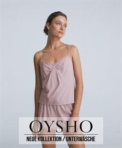 Angebote von Oysho im Oysho Prospekt ( Mehr als 30 Tage)