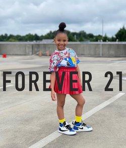 Angebote von Forever 21 im Forever 21 Prospekt ( 16 Tage übrig)