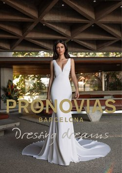 Angebote von Pronovias im Pronovias Prospekt ( 23 Tage übrig)