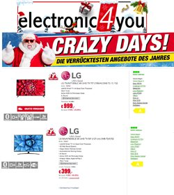 electronic4you Katalog in Wels ( Abgelaufen )