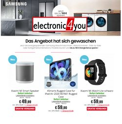 electronic4you Katalog ( 5 Tage übrig )
