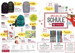Angebote von Bücher & Bürobedarf im Tyrolia Prospekt ( Läuft morgen ab)