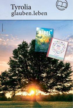 Angebote von Bücher & Bürobedarf im Tyrolia Prospekt ( 4 Tage übrig)