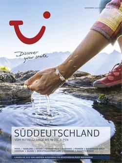 Tui Reisebüro Katalog ( Mehr als 30 Tage )