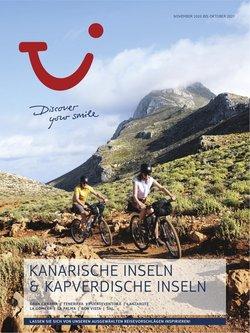 Angebote von Tui Reisebüro im Tui Reisebüro Prospekt ( 10 Tage übrig)