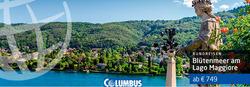 Angebote von Columbus Reisen im Wien Prospekt