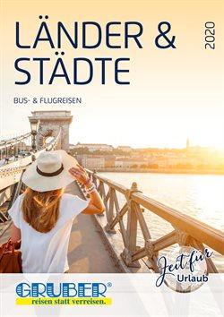Gruber Reisen Katalog ( 28 Tage übrig )
