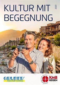 Angebote von Reisen im Gruber Reisen Prospekt in Graz ( Mehr als 30 Tage )
