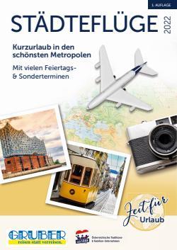 Angebote von Reisen im Gruber Reisen Prospekt ( Vor 2 Tagen)