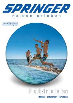 Angebote von Springer Reisen im Springer Reisen Prospekt ( Läuft morgen ab)