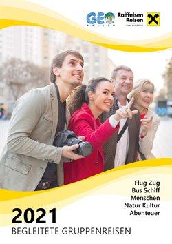 Raiffeisen Reisen Katalog ( Mehr als 30 Tage )
