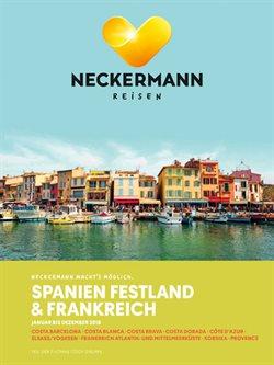 Angebote von Neckermann Reisen im Wien Prospekt
