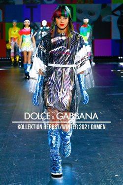 Angebote von Dolce & Gabbana im Dolce & Gabbana Prospekt ( 30 Tage übrig)