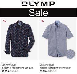 Angebote von Olymp im Olymp Prospekt ( 4 Tage übrig)