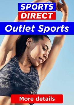Angebote von Sports Direct im Sports Direct Prospekt ( Gestern veröffentlicht)