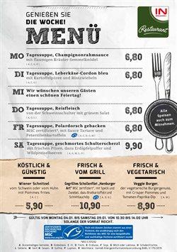 Interspar Restaurant Katalog ( Mehr als 30 Tage )