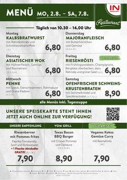 Angebote von Restaurants im Interspar Restaurant Prospekt ( Neu)
