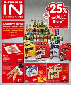 Angebote von Restaurants im Interspar Restaurant Prospekt ( Läuft heute ab)