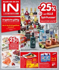 Angebote von Restaurants im Interspar Restaurant Prospekt ( Läuft morgen ab)