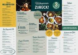 Angebote von Restaurants im Zu den 3 goldenen Kugeln Prospekt ( 8 Tage übrig)