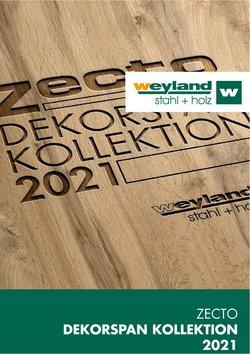 Angebote von Weyland im weyland Prospekt ( 3 Tage übrig)