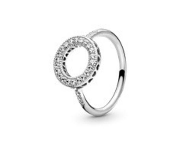 Funkelnder Strahlenkranz Ring für 69€