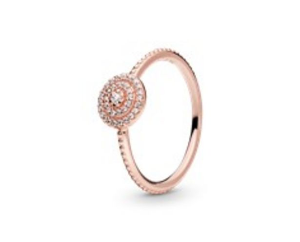 Eleganter Funkelnder Ring für 59€