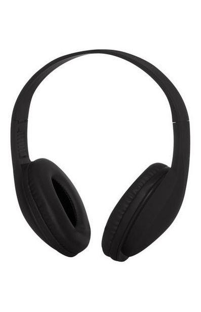 Kabellose Kopfhörer in Schwarz für 14€