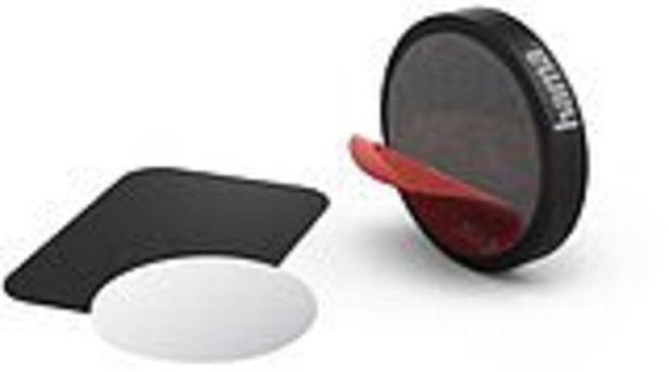 Universal-Smartphone-Halter Magnet schwarz für 19€