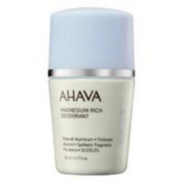 AHAVA Deadsea Water Magnesium Rich Deodorant für 12,14€