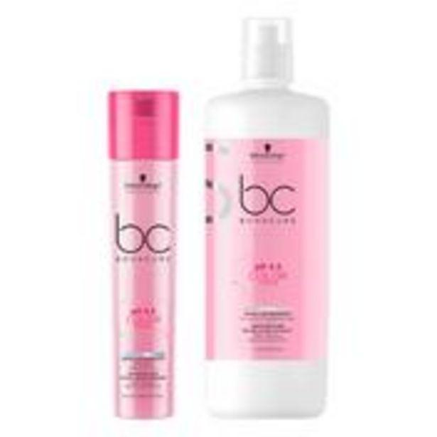 Schwarzkopf BONACURE pH 4.5 Color Freeze Silver Micellar Shampoo für 8,99€