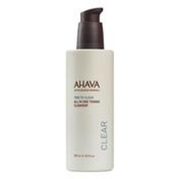 AHAVA Time To Clear All In One Toning Cleanser für 19,77€