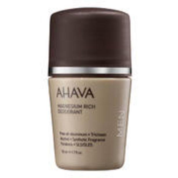 AHAVA Time To Energize MEN Magnesium Rich Deodorant für 12,14€