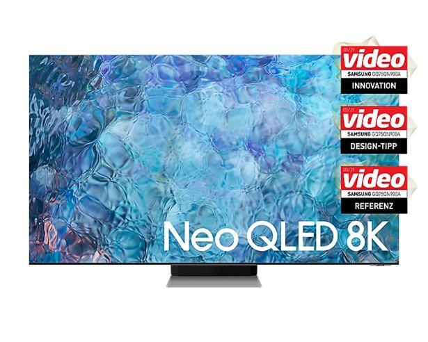 """65"""" Neo QLED 8K TV QN900A (2021) für 5399€"""
