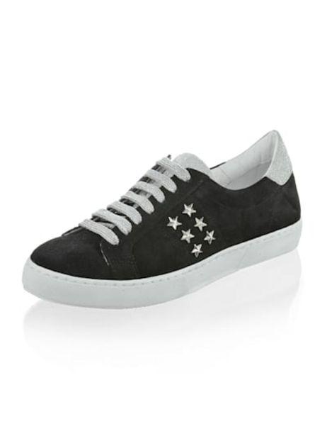 Sneaker aus Rindsveloursleder für 79€