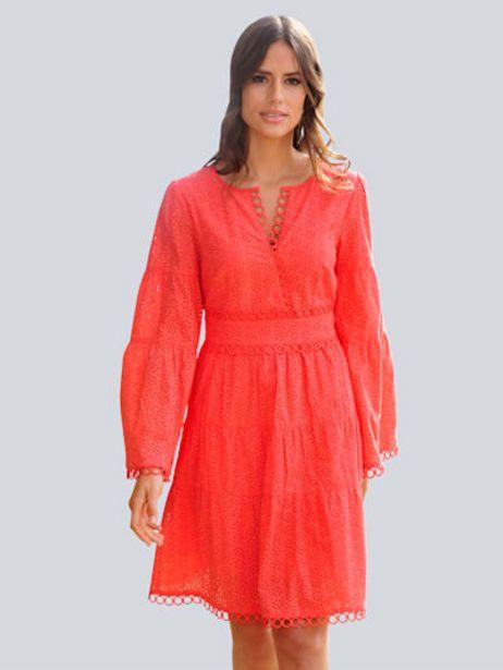 Strandkleid mit edler Zierspitze für 69,95€